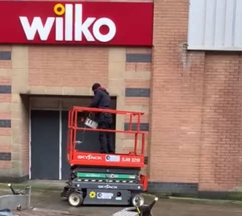Wilko Video Delivery