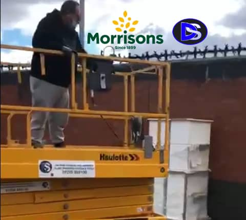 Morrisons Video Delivery