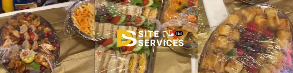 DS Customer Buffet