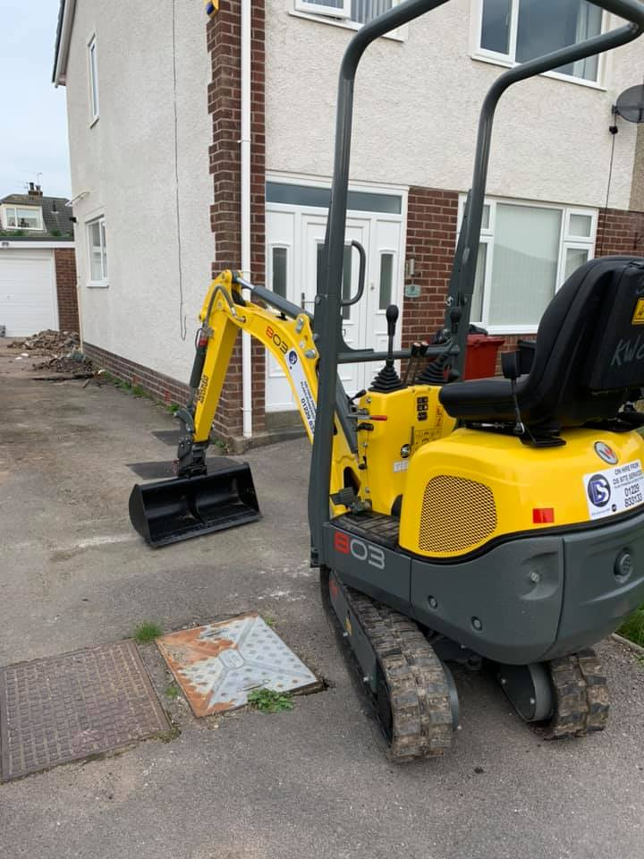 The DS Micro Digger