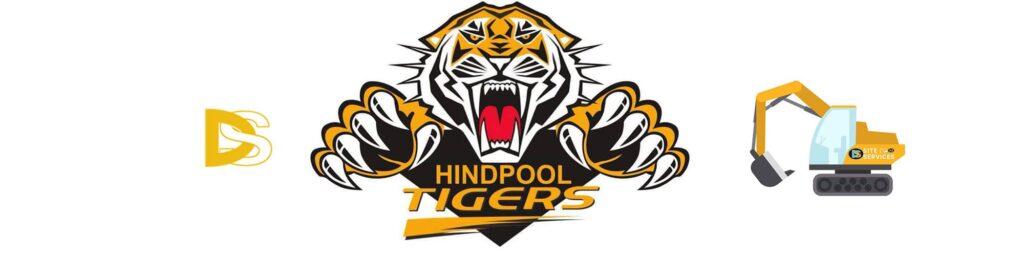Hindpool Tigers 2021 Sponsorship